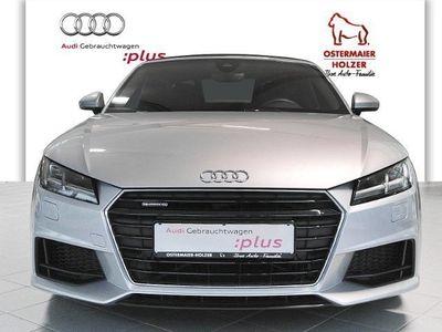 gebraucht Audi TT Roadster S-LINE+ExP 2.0TFSI 230PS S-TRONIC QU