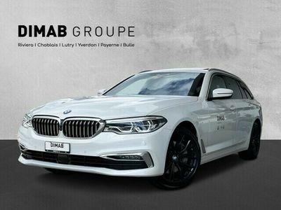 gebraucht BMW 540 xDrive TouringLuxury