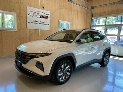 gebraucht Hyundai Tucson 1.6 TGDI HEV Trend 230PS 4WD