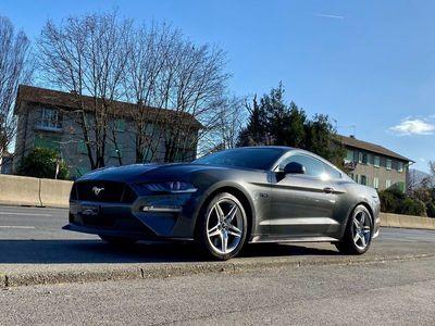 gebraucht Ford Mustang GT Fastback 5.0 V8 Blue Edition