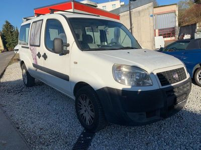 gebraucht Fiat Doblò Doblo1.9 JTD CargoMaxi Base