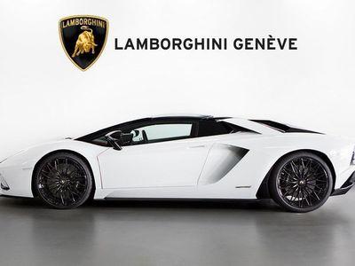 gebraucht Lamborghini Aventador S LP740-4 Roadster E-Gear