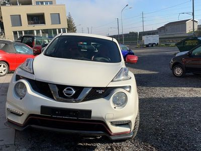 gebraucht Nissan Juke 1.6 DIG-T Nismo RS 4x4 Xtronic M-CVT
