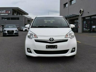 gebraucht Toyota Verso-S 1.33 Linea Terra Multidrive S