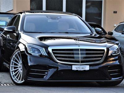 gebraucht Mercedes S400 S-Klassed L 4Matic 9G-Tronic *VOLLBEIGE*