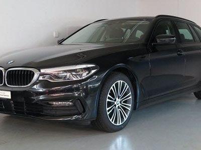 gebraucht BMW 520 d xDrive TouringSport
