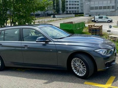 gebraucht BMW 320 3er d Luxury line