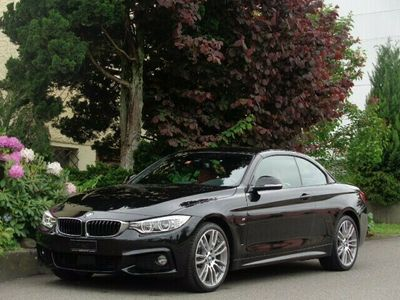 gebraucht BMW 435 d Cabriolet xDrive Sport Line Steptronic