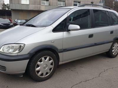 gebraucht Opel Zafira 2.2i 16V Elegance