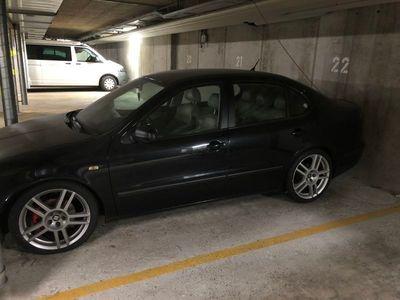 gebraucht Seat Toledo 2.3i 20V 150 Sport