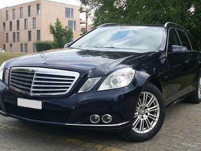 gebraucht Mercedes E220 CDI BlueEfficiency Elégance Automatic