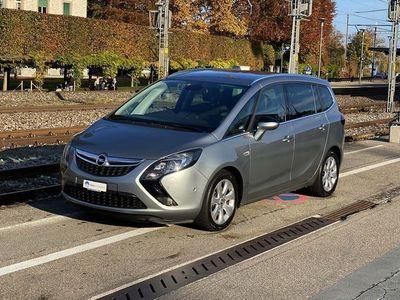 gebraucht Opel Zafira Tourer 2.0 CDTI Diesel, Automat, 7 Sitze