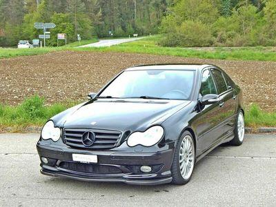 gebraucht Mercedes C32 AMG C-Klasse Mercedes BenzAMG ab MFK