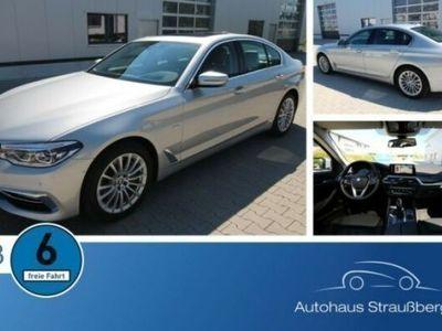 gebraucht BMW 540 i Lim. Luxury Line NP: 88.000€ DAB AHK ACC