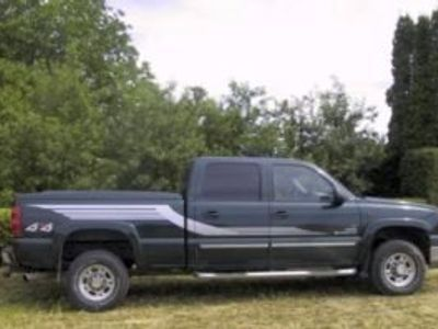 gebraucht Chevrolet Silverado 2500 6.6TD 10t