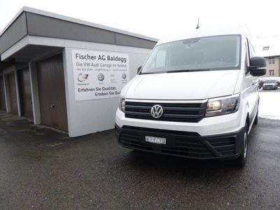 gebraucht VW Crafter 35 2.0 TDI Entry