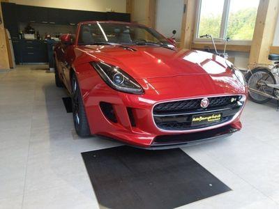 gebraucht Jaguar F-Type Convertible R 5.0 V8 S/C