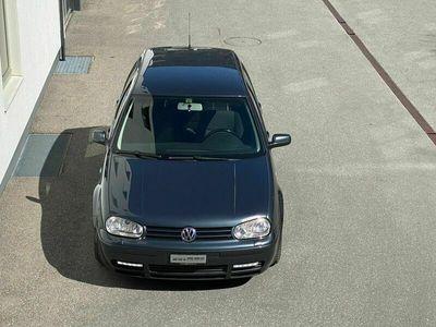 gebraucht VW Golf 1.9 TDI Generation 4Motion