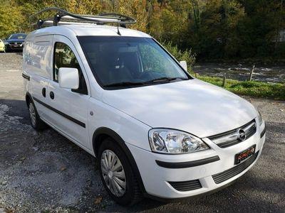 gebraucht Opel Combo Van 1.6 CNG Comfort