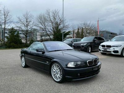 gebraucht BMW 325 Cabriolet 3er 325Ci Cabriolet 3er Ci