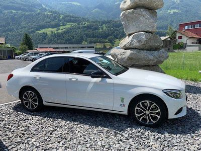 gebraucht Mercedes C250 C-Klassed Swiss Star 4Matic 9G-Tronic