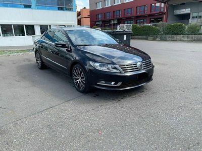 gebraucht VW CC + 12 Monate AMAG Car Life Garantie