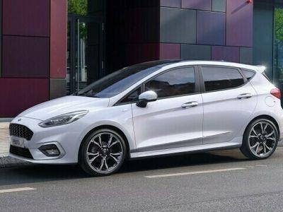 gebraucht Ford Fiesta 1.0 EcoB Hybrid ST-Line