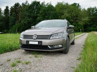 gebraucht VW Passat Variant 2.0 TDI 140 BlueMT Trendline