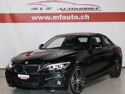 gebraucht BMW 220 i Coupé SAG