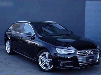 gebraucht Audi A4 2.0TDI Avant quattro S-Line