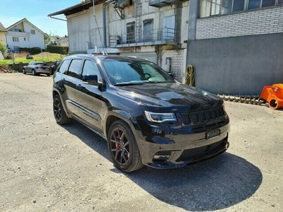 gebraucht Jeep Grand Cherokee 6.4 V8 HEMI SRT8 Automatic