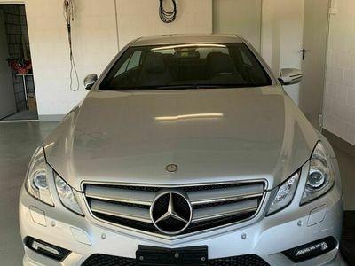 gebraucht Mercedes 350 E-Klasse Mercedes Benz E-Klasse CoupeCGI ab MFK, AMG Styling