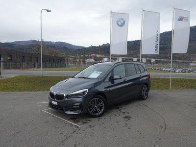 gebraucht BMW 218 Gran Tourer 2er i Sport