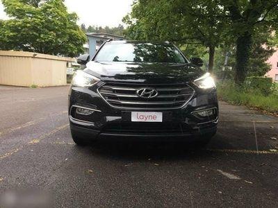 gebraucht Hyundai Santa Fe 2.2 - Vollausgestatteter 7 Plätzer, 4x4