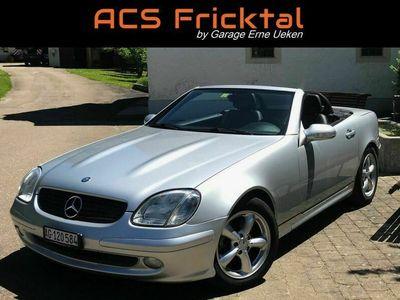 gebraucht Mercedes SLK200 Kompressor