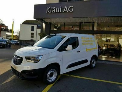 gebraucht Opel Combo 1.5 Cargo Enjoy s/s