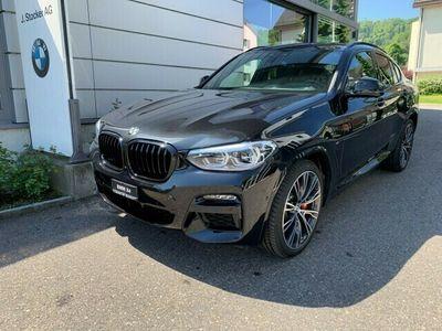 gebraucht BMW X4 xDrive 48V M40d Steptronic