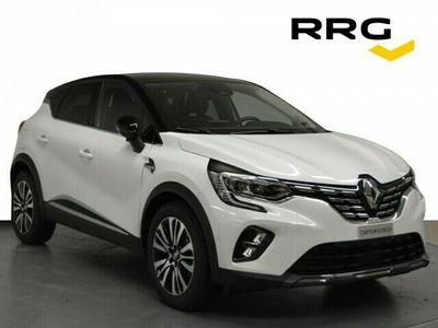 gebraucht Renault Captur HYBRIDE 1.6 E-Tech Initiale DHT