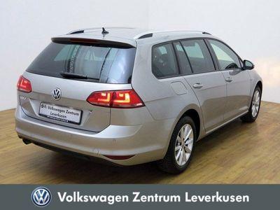gebraucht VW Golf VII Variant 1.6 TDI PDC PORT NAVI KLIMA SHZ