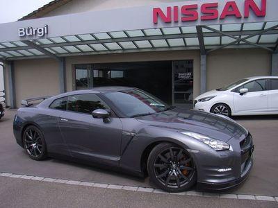 gebraucht Nissan GT-R 3.8 V6 BiT Black Edition