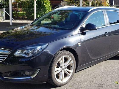 gebraucht Opel Insignia BiTurbo