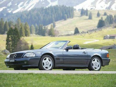 gebraucht Mercedes SL320 SL Mercedes 320SL jg. 1994 zu verkaufen SL Mercedesjg. 1994 zu verkaufen
