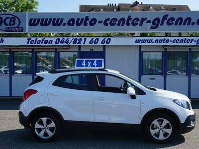 gebraucht Opel Mokka 1.6 CDTi Drive 4WD