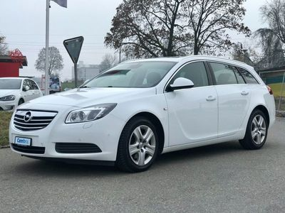 gebraucht Opel Insignia ST 2.0 Turbo Edition 4WD Aut.