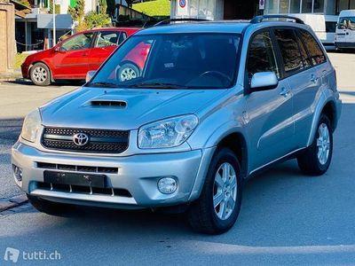 gebraucht Toyota RAV4 D4D - Diesel - 4x4 - Anhängerkupplung - 136000km