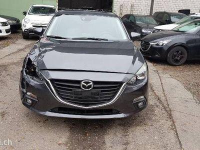 gebraucht Mazda 3 2.0 16V Revolution Activematic