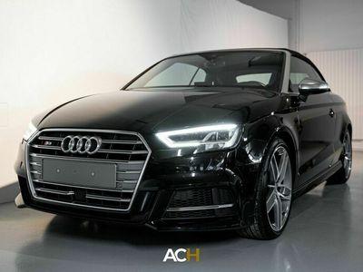 gebraucht Audi S3 Cabriolet  2.0 TFSI quattro S-tronic