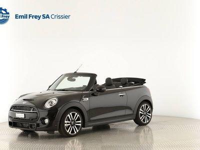 gebraucht Mini Cooper S Cabriolet 2.0iSDKG