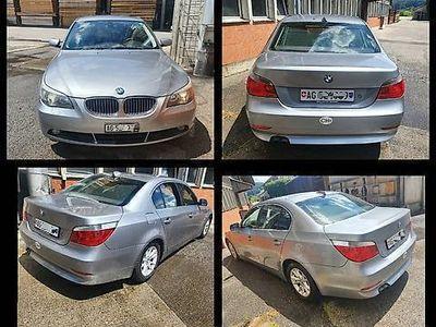 gebraucht BMW 525 E60