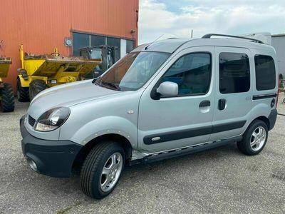 gebraucht Renault Kangoo Kombi 1.9 dCi 85 Authentique 4x4
